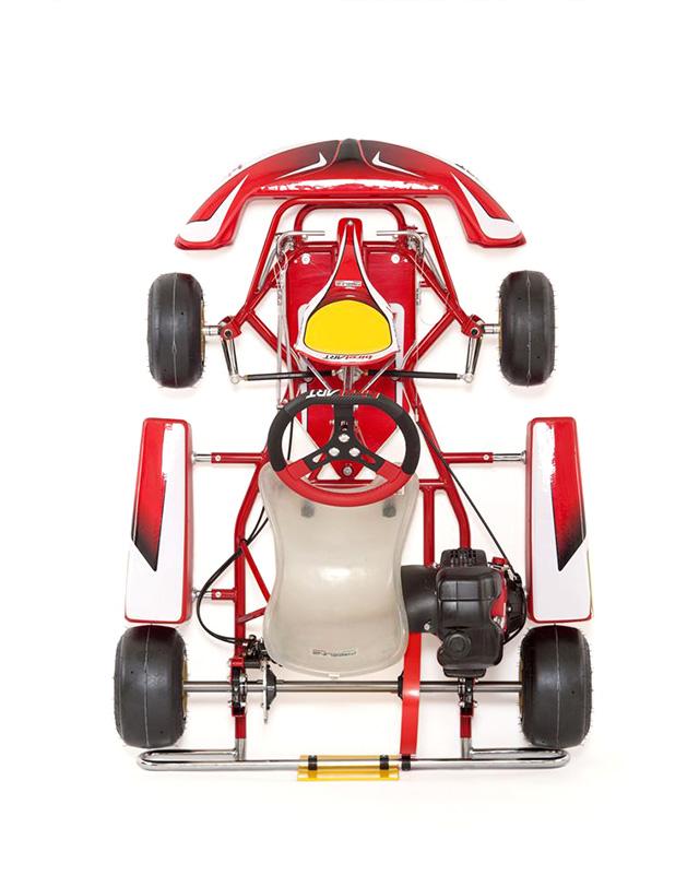 B25-X GXH50エンジン搭載