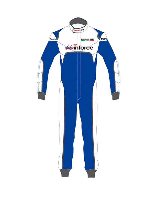 Super Winforce RACE SUIT