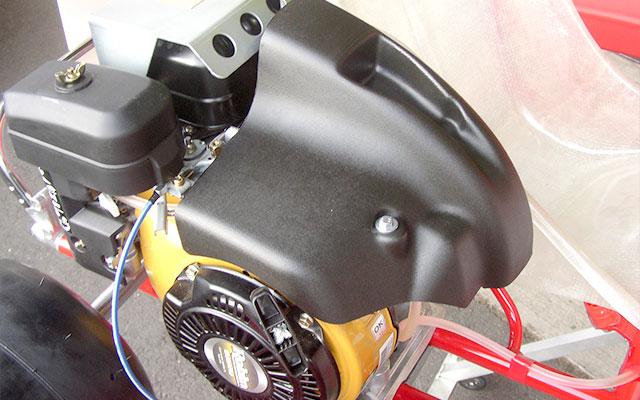 エンジン SUBARU EX13