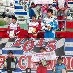 全日本カート選手権・地方カート選手権東地域第2戦