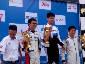 China Kart Championship – Rd.2 Golden Apple Circuit in Zhuhai
