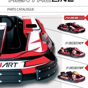 2016 N35XR-ST/GT/RS パーツカタログ
