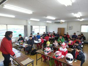 第7回 ビレル・レーシング・アカデミー 菅生で開催