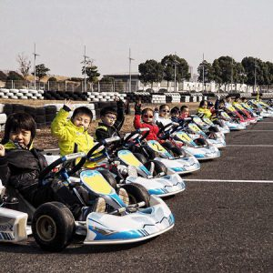 "BirelART/Ricciardo Kart for "" THE KARTING WINTER TRAINING CAMP """