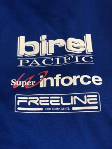 birelpacific SUPER WINFORCE T-SHIRT 2018