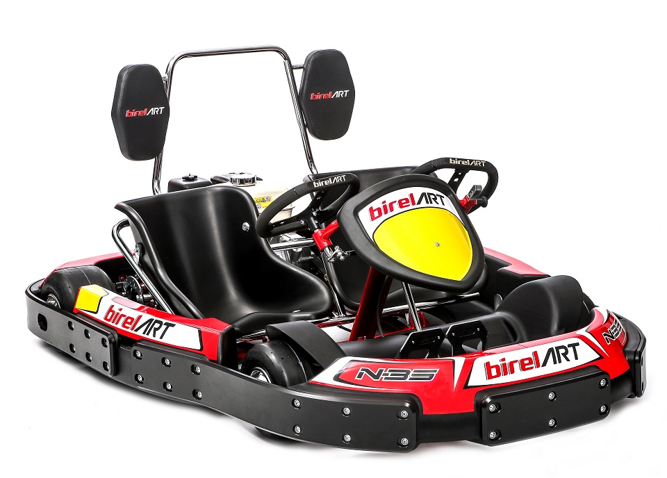 New! RENTAL KART N35-TWIN