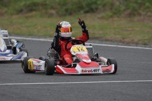全日本カート選手権東地区第2戦