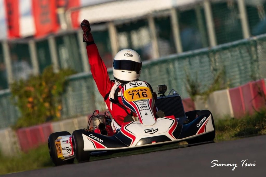 Leclerc dominates 2 classes in Taiwan Karting Championship